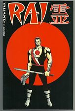 1993 RAI Tpb (Valiant Comics) #1 - 1st print,with RAI compagnion comic book.NM*