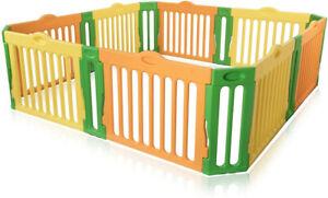 Baby Vivo Grande Box per Bambini Sicurezza Barriera Recinto Quadrangolare
