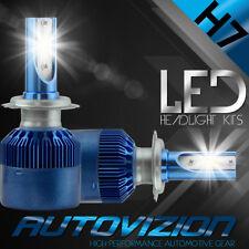 AUTOVIZION H7 LED Headlight Bulb Kit High Low Beam Fog Lamp 6000K White