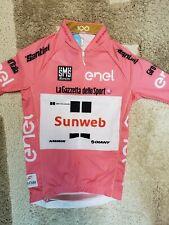 Santini, Tom Dumoulin, Sunweb Giro D' Italia Pink Jersey