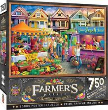 Weekend Market 750 Piece Jigsaw Puzzle