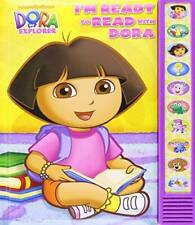 I'm Ready to Read With Dora - Hardcover By Publications International - GOOD