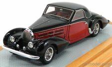 MODELLINO AUTO BUGATTI T57C SN57798 ARAVIS GANGLOFF HARD-TOP CLOSED 1939 RED