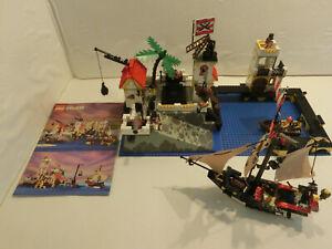( GO ) Lego 6277 Imperial Trading Post Piraten Mit BA 100% Komplett Gebraucht
