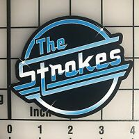 "The Strokes 4"" Wide Vinyl Decal Sticker - BOGO"
