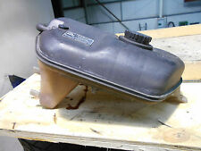 Jaguar S-Type 2.7 Coolant Expansion Tank. Genuine. No leaks.