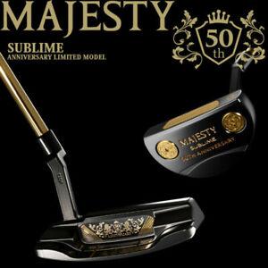 Aus Japan 2021 MARUMAN Golf MAJESTY SUBLIME 50th ANNIVERSARY PUTTER Mallet type