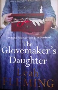 The Glovemaker's Daughter by Leah Fleming (Paperback, 2017)