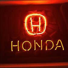 Honda Business Store Race Car Beer Bar Club Pub Store Display Neon Light Sign