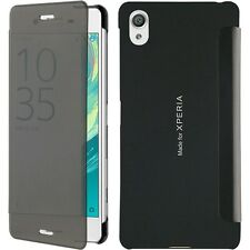 Genuine TOUCH FLIP CASE SONY EXPERIA X Mobile original cell phone book cover