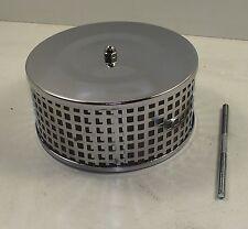 Holley 600 marine  carby air filter spark arrestor carburettor