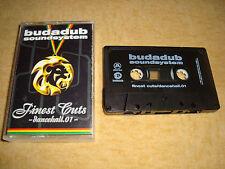 BUDADUB SOUNDSYSTEM - Finest Cuts : Dancehall 01  (Tape)