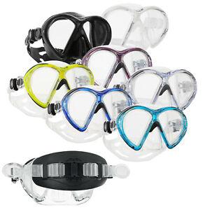 Scubapro Vibe2 - Tauchmaske + EZ Maskenband