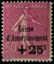 France N°254 NEUF ** LUXE sans charnière