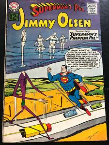 Jimmy Olsen #62 VG (4.0)