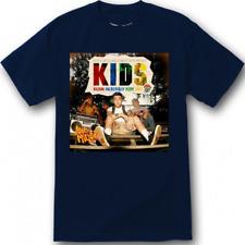 MAC MILLER KIDS T-shirt Tee Tee Navy All Size S M L 234XL PP624