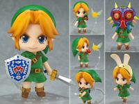 The Legend of Zelda Nendoroid 553 Link Majora's Mask Ver. PVC Action Figurine