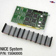 ISA 16-BIT BOARD NICE SYSTEMS LTD APAS BOARDP/N:150A0005-06 503A0018 MIT KABEL