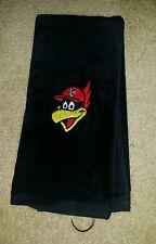St Louis Cardinals Fredbird Golf Towel