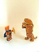 Lego Hercules 71024 Disney Series 2  Minifigures + Saber Tooth Tiger
