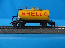 Marklin 4502 DB SHELL Tanker car 50-ies