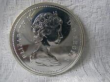 MÜNZE CANADA 1 DOLLAR SILBER 925 – ER 1875-1975