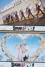 SUGAR & SPICE - Lobby Cards Set - Mena Suvari, Rachel Blanchard, James Marsden