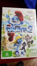 THE SMURFS 2 WII GAME Wii