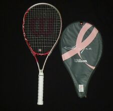 Wilson Hope Tennis Racquet Oversize 4 1/8 With Cover #1711