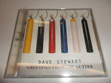 CD dave stewart-Greetings From the Gutter