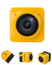 Cube 360 Sports Video Camera WIFI H.264 1280*1042 360 Degrees Panorama Camera