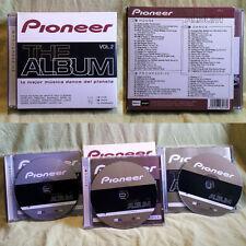 CDs de música dance y electrónica álbum recopilatorio