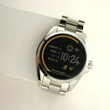 Michael Kors Access Touchscreen MKT5012 Bradshaw Smartwatch Silver Stainless MK