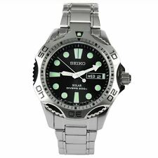 Seiko Analog Business SOLAR Silver Mens Watch SNE107P1