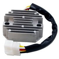 6 Wire Voltage Regulator Rectifier For Kubota Grhopper RS5101 ... D Kubota Wiring Diagram Rectifier on