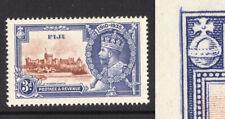 Fiji George V 3d Jubilee SG244 Frame VARIETY