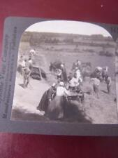 Stereo View Stereo Card - France Carhaix