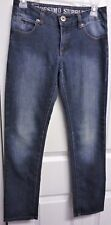 Mossimo Girl's Faded Blue Jeans Child Size 12