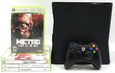 New listing  Xbox 360 S Console Bundle w/ 5 Video Games