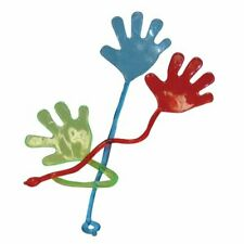 Slappy Hands Jelly String Sticky Hand Funny Playmate Fun Gift for Kids Toys