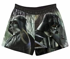 STAR WARS Darth Vader Rogue One BOXERS SMALL 28-30 Boxer Shorts NEW Men's Size S