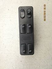 95 - 98 SAAB 900 CONVERTIBLE S SE 2.5L 2D COUPE MASTER POWER WINDOW SWITCH