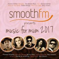 Smooth FM Presents - Music For Mum 2017 [New & Sealed] 2 CDs