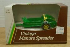 Vintage Manure Spreader ERTL 1/43 Diecast 071919DBT3