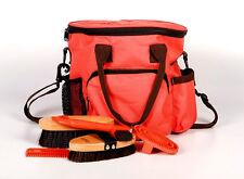 6 teiliges Putz Set Putzbeutel Tasche mit Inhalt Hufkratzer Massage Bürsten Neu