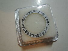 New *  Movment Parts Watch Date Disc Compatible With  OMEGA 1010 Movement