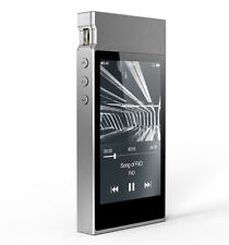 FiiO M7 Portable Hi-Res Bluetooth Lossless Audio Player/FM Radio (Silver)