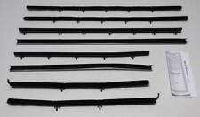 66-67 Chevelle Coupe Window Felt Inner & Outer 8pc Set