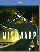 Mindwarp (Blu-ray Disc, 1992, Twilight Time) NEW!