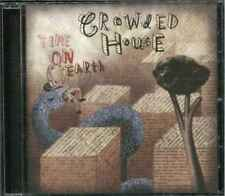 """●●● CROWDED HOUSE """"Time On Earth"""" CD-Album"""